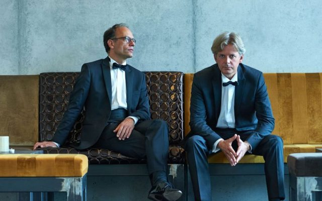 Di., 30.10.2018 GRAUSCHUMACHER PIANO DUO